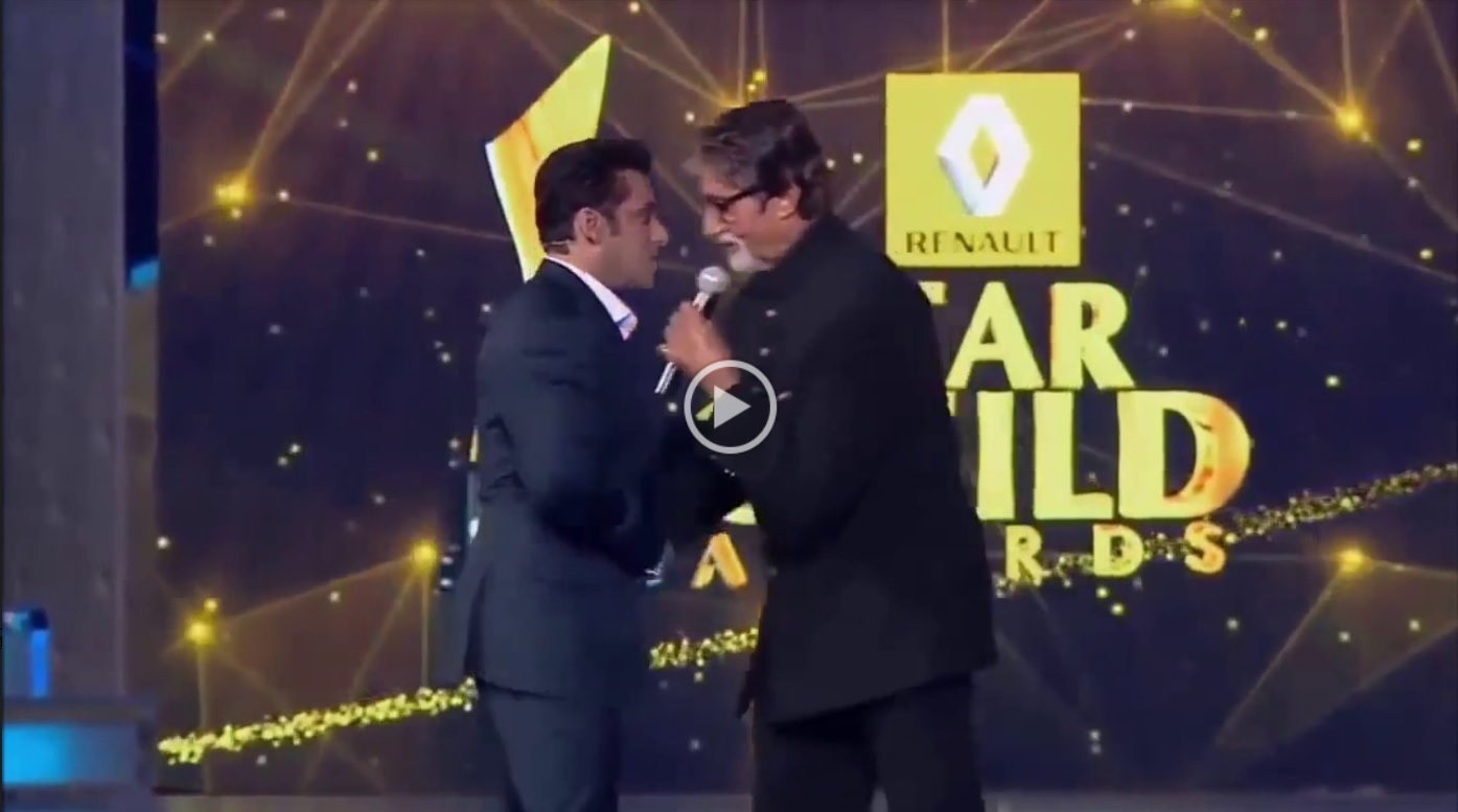"Amitabh Bachchan said ""Your Voice Is Better Than Mine"" To Salman Khan!"