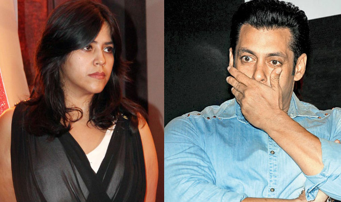 Ekta Kapoor Revealed Why She Has Never Worked With Salman Khan!