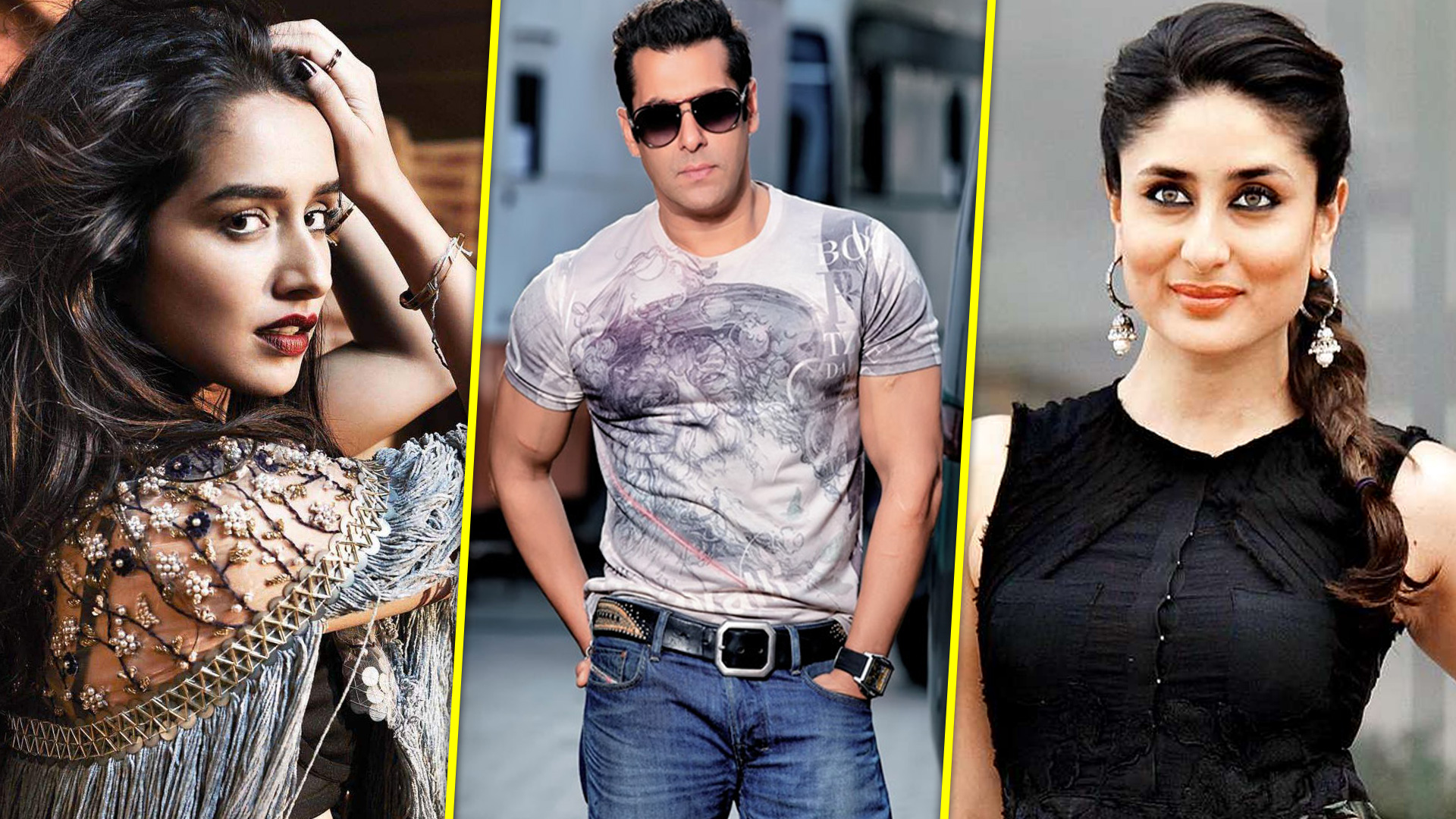 Did You Know That Salman Khan Offered To Launch Kareena Kapoor And Shraddha In