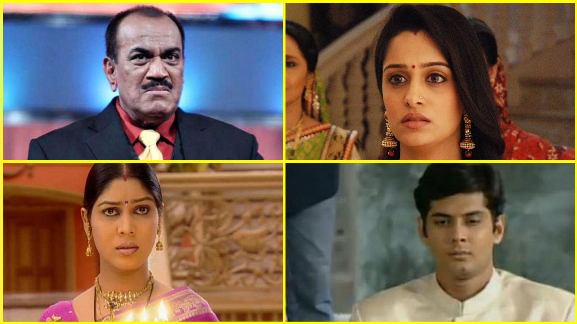 10 Most Unlucky Characters Of Indian Television! Their Luck Can Give You Nightmares!