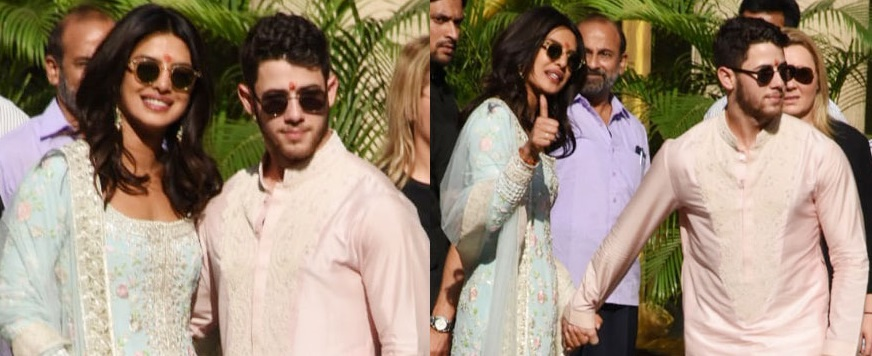 Just Like Deepika And Ranveer, Priyanka Chopra And Nick Jonas To Ban Mobile Phones In Their Wedding Too?