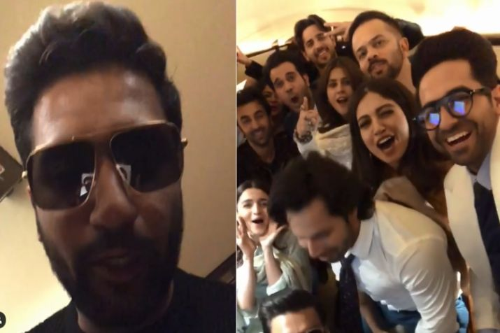 Vicky Kaushal's Star Studded Video With Alia, Ranveer, Ranbir, Karan, Varun And Many More Is A Must Watch!