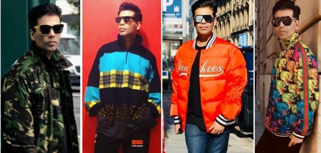 Are You Daring Enough To Pull Off These 6 Looks Of Karan Johar!