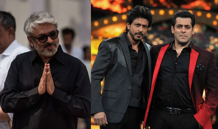 Sanjay Leela Bhansali Trying To Rope In Salman Khan And Shah Rukh Khan For A Classic Remake?
