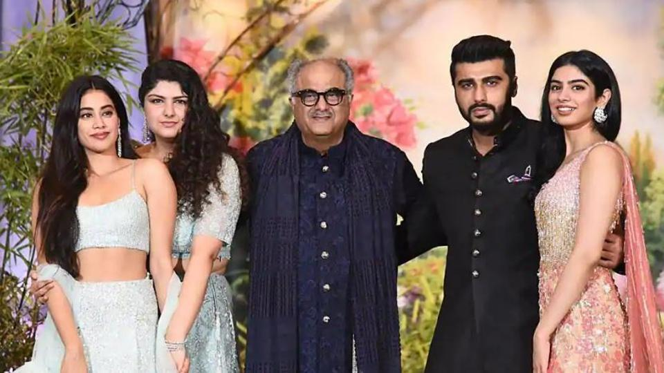 Arjun Kapoor Opened Up On Being By His Father's Side Post Sridevi's Demise! A True Brother And Son!