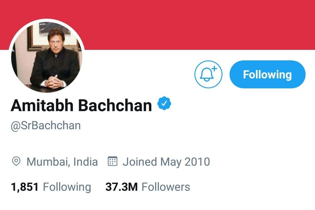 Amitabh Bachchan's Twitter Account HACKED, Tweets 'Love Pakistan'