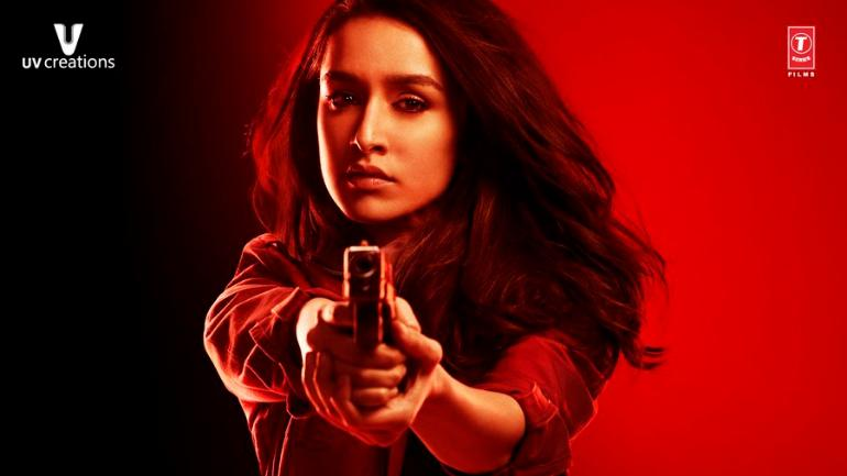 See Shraddha Kapoor's First Look From Her Tollywood Debut Saaho